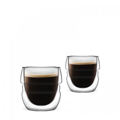 Vialli Design Sferico komplet 2 szklanek z podwójną ścianką