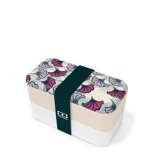 Monbento Pink Wax Lunchbox