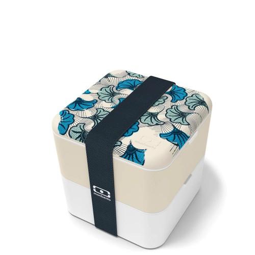 Monbento Blue Wax Lunchbox