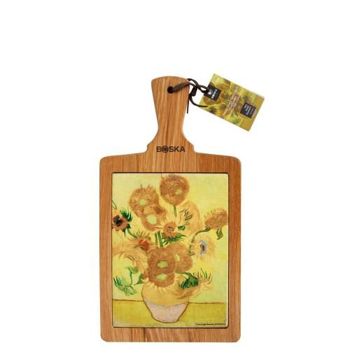 Boska Van Gogh - Słoneczniki Deska do sera