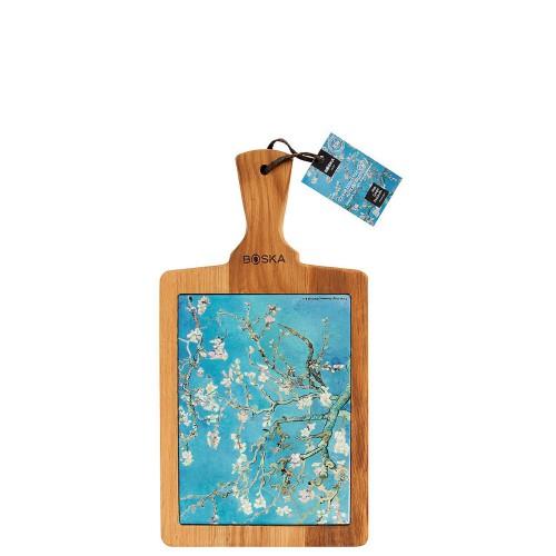 Boska Van Gogh - Kwitnący migdałowiec Deska do sera