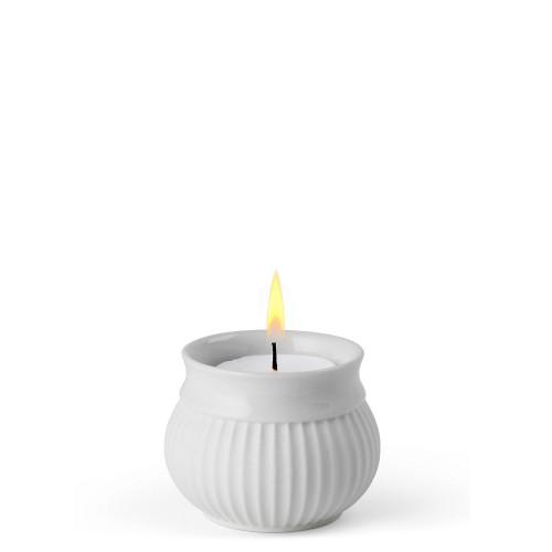 LYNGBY Curve Świecznik na tealight