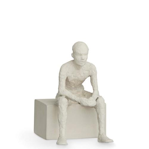 KAHLER DESIGN Character The Attentive One Figura dekoracyjna