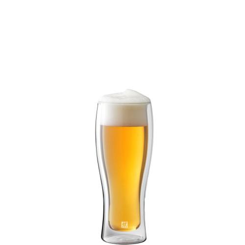 Zwilling Sorrento Bar Zestaw dwóch szklanek do piwa