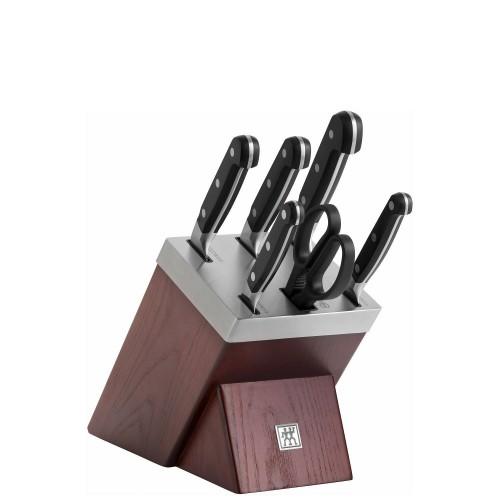 Zwilling Pro Zestaw 5 noży w bloku samoostrzącym
