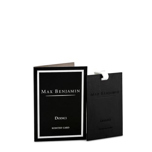 Max Benjamin Dodici karta zapachowa