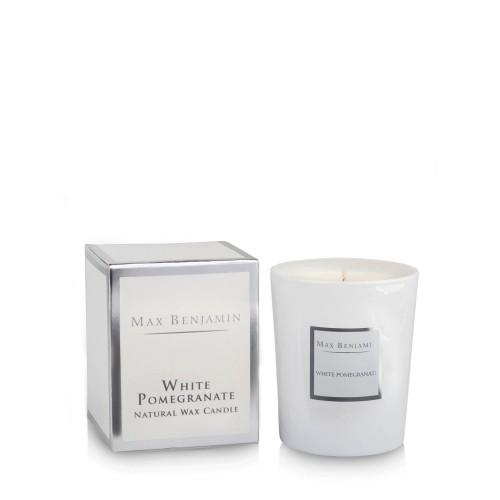 Max Benjamin White Pomegranate Świeca zapachowa