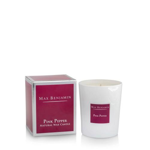 Max Benjamin Pink Pepper Świeca zapachowa