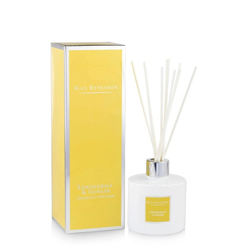 Max Benjamin Lemongrass Ginger dyfuzor zapachowy