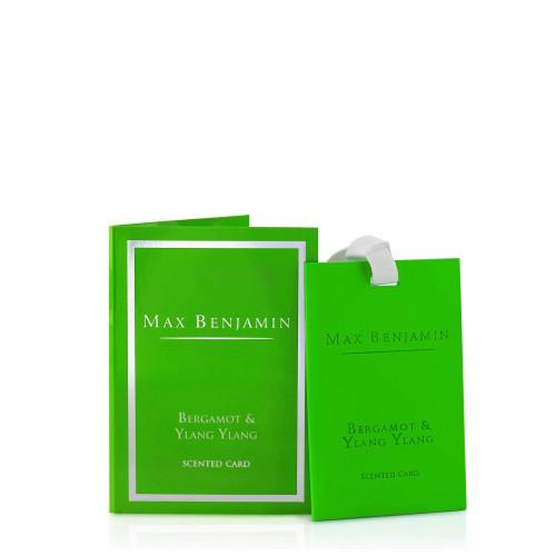 Max Benjamin Bergamot Ylang Ylang karta zapachowa
