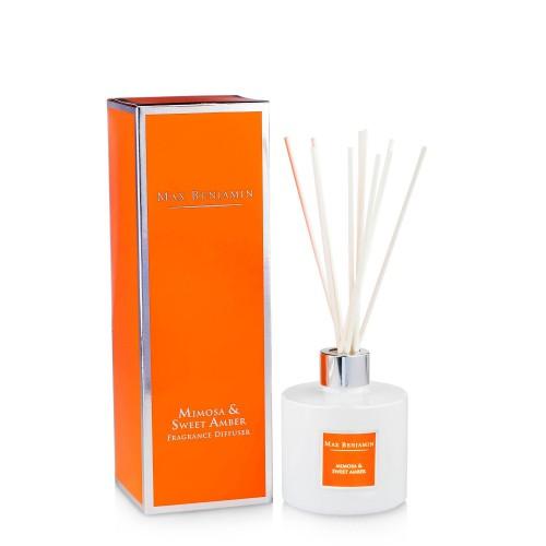 Max Benjamin Mimosa & Sweet Amber dyfuzor zapachowy