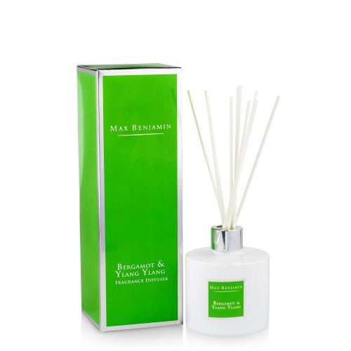 Max Benjamin Bergamot Ylang Ylang dyfuzor zapachowy