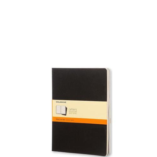 Moleskine Cahier Journals Zestaw 3 zeszytów w kropki