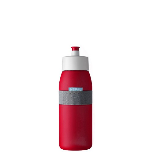 Mepal Ellipse bidon sportowy, Nordic Red