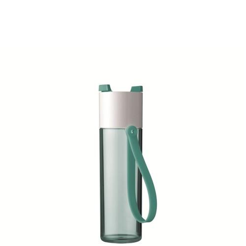 Mepal Justwater Butelka na wodę, Nordic Green