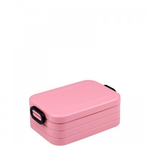 Mepal Take a Break Midi Lunchbox, Nordic Pink