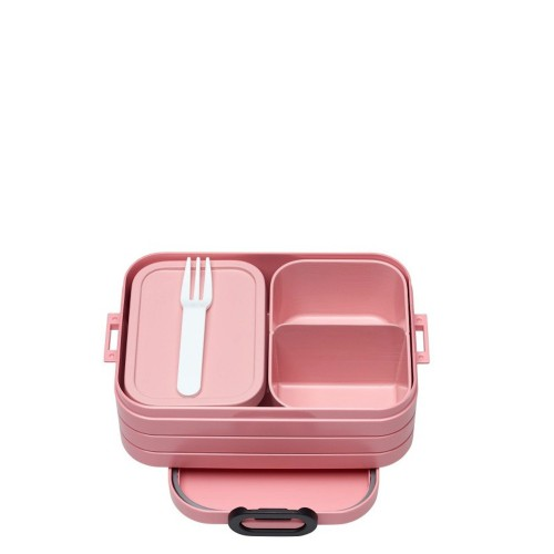 Mepal Take a Break Midi Lunchbox Bento, Nordic Pink