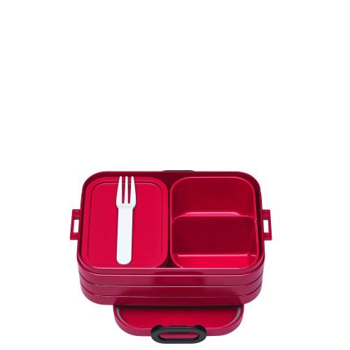 Mepal Take a Break Midi Lunchbox Bento, Nordic Red