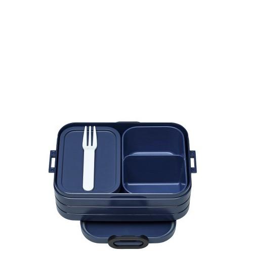 Mepal Take a Break Midi Lunchbox Bento, Nordic Denim
