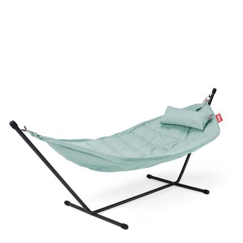 fatboy Headdemock Sunbrella deluxe Hamak ze stojakiem, poduszką i pokrowcem