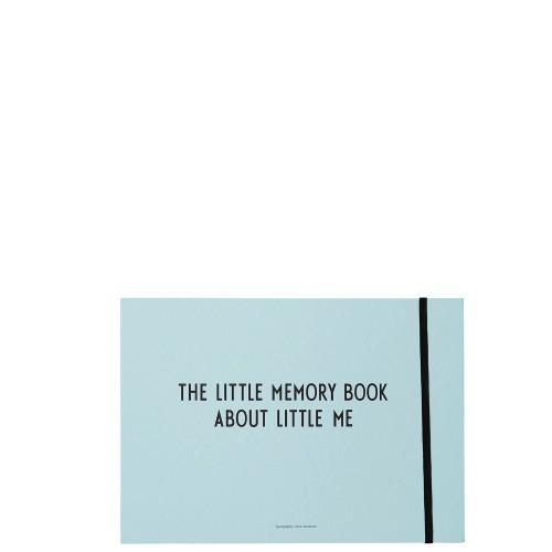 DESIGN LETTERS The Little Memory Album pamiątkowy