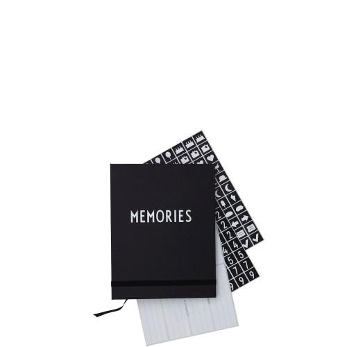 DESIGN LETTERS Memories Album na zdjęcia