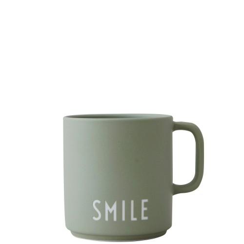 DESIGN LETTERS Favourite Kubek z uchem SMILE