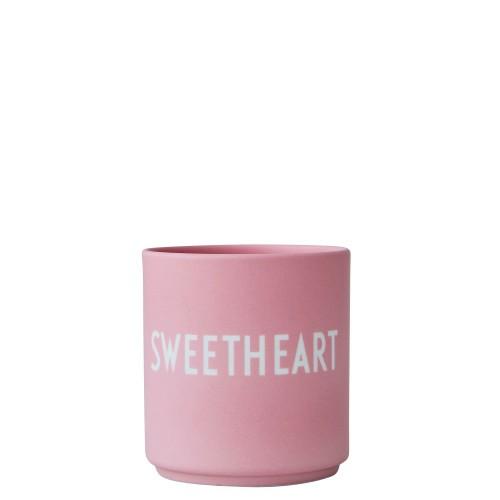 DESIGN LETTERS Favourite Kubek SWEETHEART