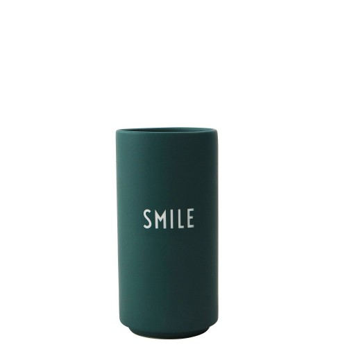 DESIGN LETTERS Favourite Wazon lub świecznik SMILE