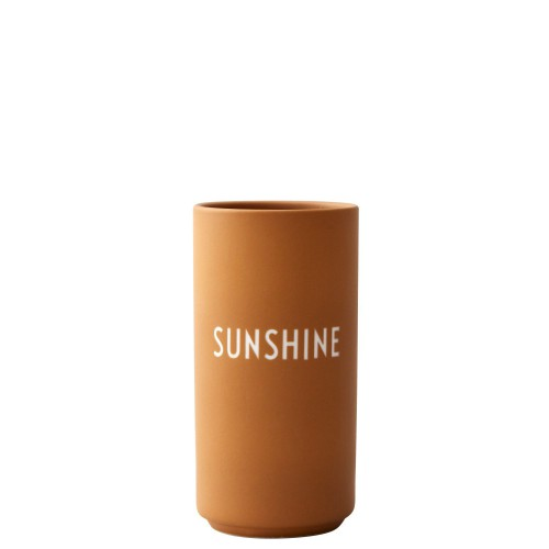 DESIGN LETTERS Favourite Wazon lub świecznik SUNSHINE