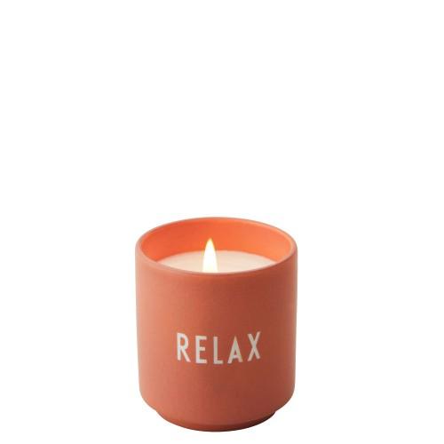 DESIGN LETTERS Relax Świeca zapachowa