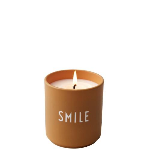 DESIGN LETTERS Smile Świeca zapachowa