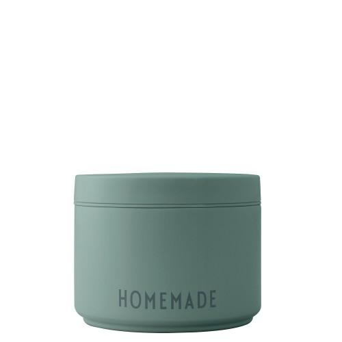DESIGN LETTERS Homemade Lunchbox termiczny mały z łyżką