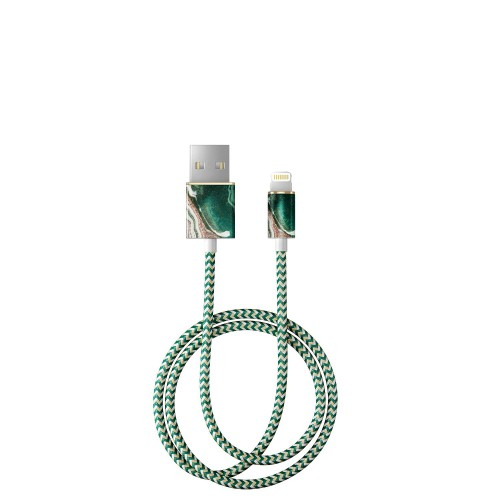 iDeal of Sweden Golden Jade Marble Kabel lightning 1 m