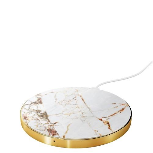 iDeal of Sweden Carrara gold Ładowarka bezprzewodowa z technologią Qi
