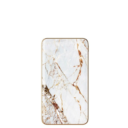 iDeal of Sweden Carrara gold Powerbank