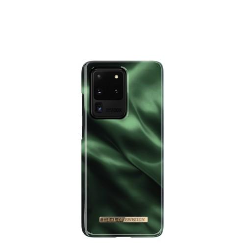 iDeal of Sweden Emerald Satin Etui ochronne do Samsung Galaxy S20 Ultra