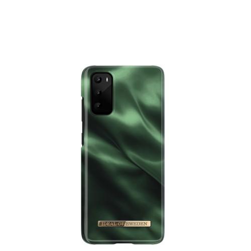 iDeal of Sweden Emerald Satin Etui ochronne do Samsung Galaxy S20