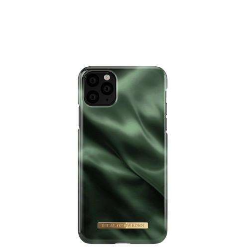 iDeal of Sweden Emerald Satin Etui ochronne do iPhone 11 Pro Max