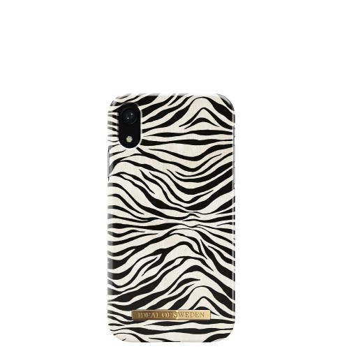 iDeal of Sweden Zafari Zebra Etui ochronne do iPhone XR