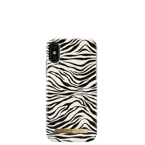 iDeal of Sweden Zafari Zebra etui ochronne do iPhone X lub XS