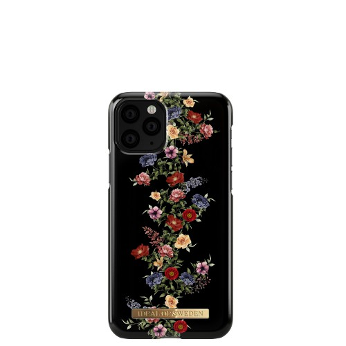 iDeal of Sweden Dark Floral Etui ochronne do iPhone 11 Pro Max
