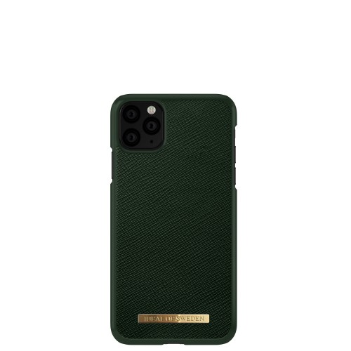 iDeal of Sweden Saffiano Green Etui ochronne do iPhone 11 Pro Max
