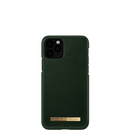 iDeal of Sweden Saffiano Green Etui ochronne do iPhone 11 Pro