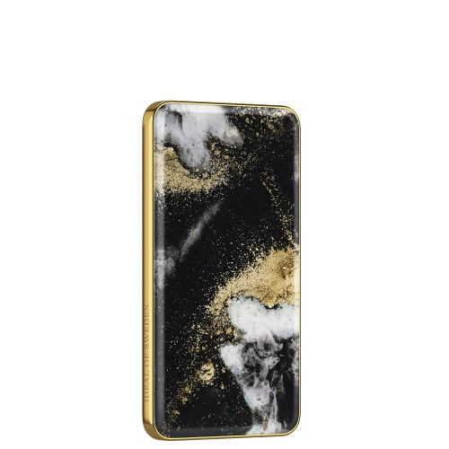 iDeal of Sweden Black Galaxy Marble Powerbank 5000mAh