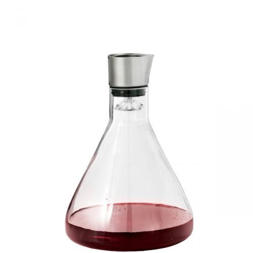 Blomus Delta karafka do wina z dekanterem