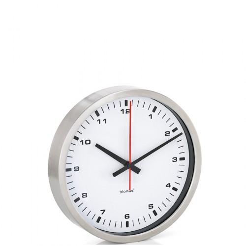 Blomus Era zegar ścienny, biały