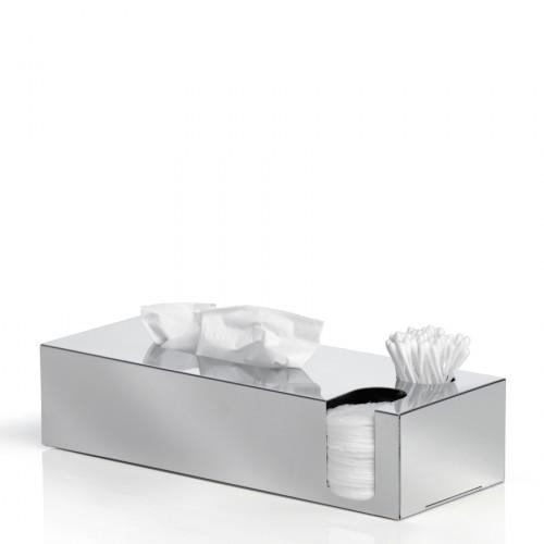 Blomus Nexio multi pojemnik łazienkowy, stal nierdzewna polerowana