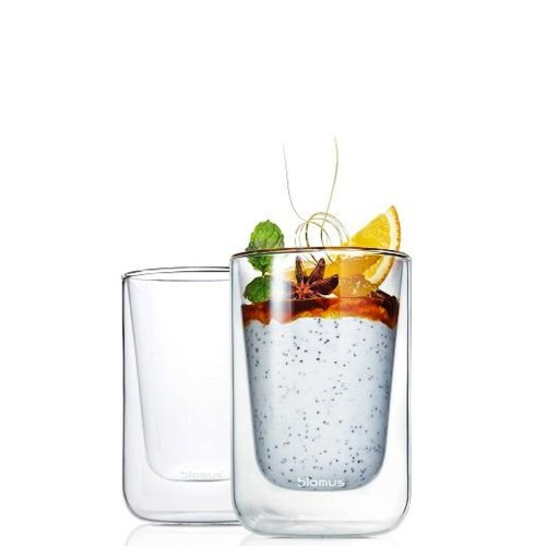 Blomus Cappuccino Komplet 2 szklanek
