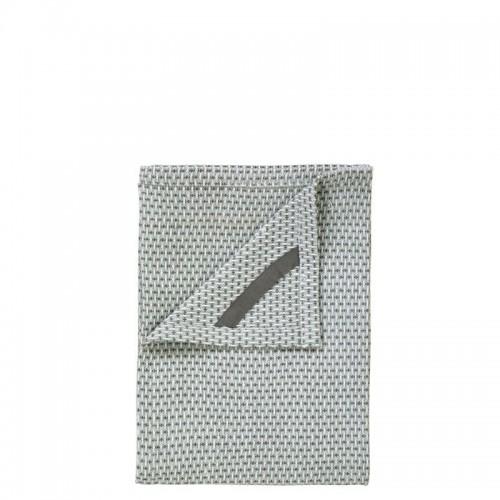 Blomus Belt recznik kuchenny 2 sztuki White Agave Green